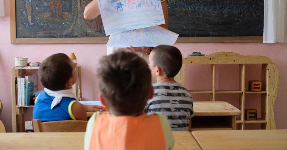 bambini-in-classe